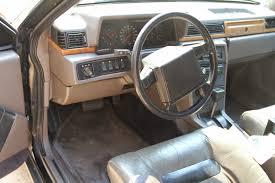 volvo v6 daily turismo 5k oddity 1987 volvo 780 bertone coupe