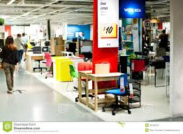 ikea store editorial photography image 33242042