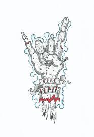 tattoo hand design download zombie tattoo design danielhuscroft com
