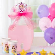 Disney Princess Party Decorations Disney Princess Party Table Idea Party City