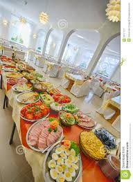 traditional buffet luxurious breakfast buffet stock image image 33277111