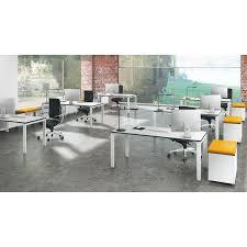 Schreibtisch 90 Cm Solos Schreibtisch Von Assmann Büromöbel 90 Cm Tief 74 Cm Hoch