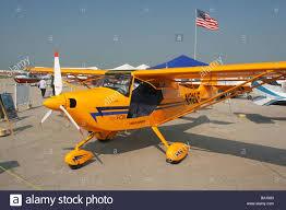 Fox Light Euro Fox Light Sport Airplane Displayed At Dayton Air Show