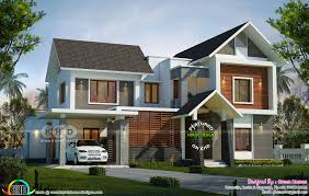 2975 square feet beautiful modern home kerala home design and