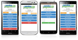 delivery service app mobile service business software mobile delivery software