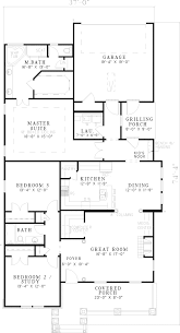 Floor Plans For Bungalow Houses Hilgard Arts And Crafts Home Plan 055d 0532 House Plans And More
