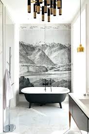 funky bathroom wallpaper ideas wallpaper ideas for bathroom kakteenwelt info