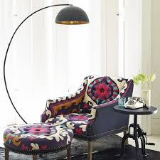 curved floor lamp mad about the house
