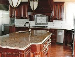 Kitchen Granite Countertops by Atlanta Granite Kitchen Countertops Precision Stoneworks
