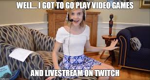 Twitch Memes - twitch streamer imgflip