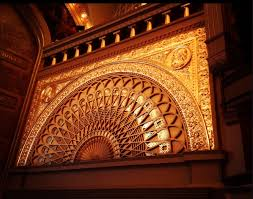 Louis Sullivan by Louis Sullivan U2013 Auditorium Building Chicago Architecture For