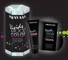pravana s new color changing hair dye is like a mood ring for your courtesy of pravana