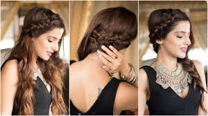 3 party hairstyles how to cute u0026 easy braid hairstyles for