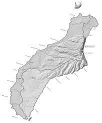 Blank Map Of Hawaiian Islands by Moku Maps Aha Moku