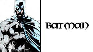 how to draw batman ink and colored pencil waylight creations