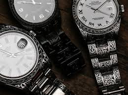 rolex black friday sale madeworn american hand engraved rolex watches hands on ablogtowatch