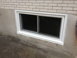 Basement Window Dryer Vent by Backyard Guide Basement Window Replacement Basement Windows Nj