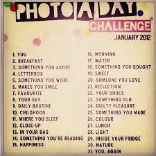Challenge Instagram Instagram Photo A Day Challenge Whoorl
