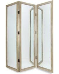 deal alert full size 3 panel dressing mirror room divider screen