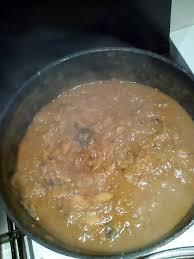 cabri massalé cuisine réunionnaise recette de pois citrouille massalé de la réunion