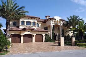 southwestern houses luxury home with 6 bdrms 7100 sq ft floor plan 107 1085