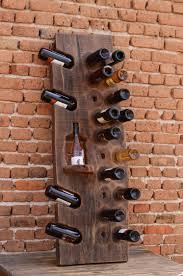 beech wood wine rack wine shelf wine bottles holder riddling