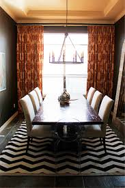remodelaholic modern touches in a dining room reveal before and