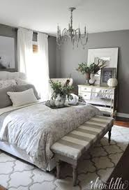Bedroom Decorating Ideas Grey And White by White Bedroom Which Exudes Calming Vibes Give It An Added Glam