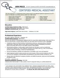 Medical Resume Examples Resume Templates For Doctors Physician Resume Template Samples Of