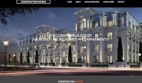 Homes Websites Custom Homebuilder Websites Small Business Web Design Services