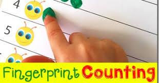 free fingerprint counting activities