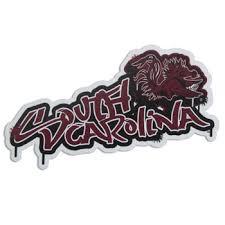 of south carolina alumni sticker south carolina gamecocks graffiti decal