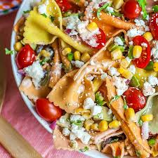 pasta salad with mayo mexican pasta salad with creamy chipotle lime dressing home made
