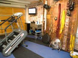Small Treadmills For Small Spaces - 12 great ideas for a small home gym small room ideas
