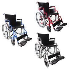 high quality chrome wheelchair normal economy manual wheelchair 36