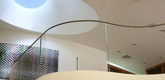 Glass Banister Staircase Custom Glass Stairs Glass Staircases And Railings Florida