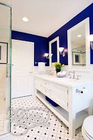 blue bathroom paint ideas best 25 royal blue bathrooms ideas on royal blue