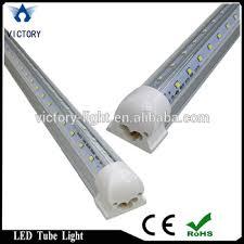 led shop light bulbs wyp818 t8 commercial refrigerator led shop light 44w 60w ul 8ft led