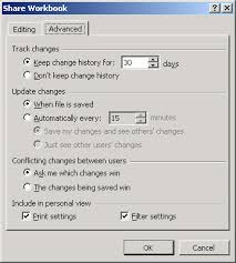 Multi User Spreadsheet Ms Excel 2003 A Spreadsheet Between Users