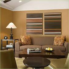 interior design cream color of wall paint decoration in modern