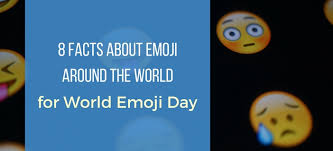 8 facts about emoji around the world
