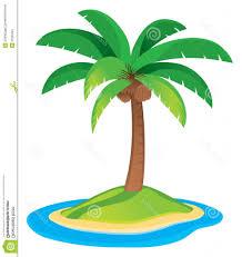 easy palm tree drawing palm tree stock image image 34561661