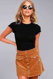 corduroy skirts rhythm pennylane skirt corduroy skirt mini skirt