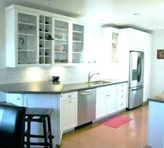 refurbishing old kitchen cabinets best retro metal kitchen cabinets bexblings com