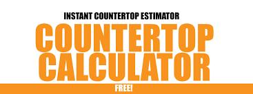 Corian Countertop Price Per Square Foot Free Solid Surface Countertops Calculator