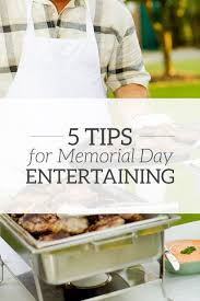 5 memorial day party ideas for easy entertaining