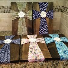 Best  Cross Wall Art Ideas Only On Pinterest Rustic Cross - Fabric wall designs