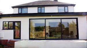 modern sliding glass door modern exterior sliding doors