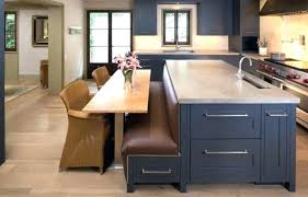 kitchen island with bench island with bench seating large size of modern kitchen island bench