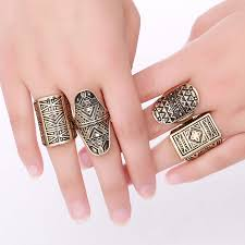 midi ring set aliexpress buy dodado design vintage midi ring set antique
